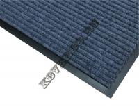 Резиновый коврик серый